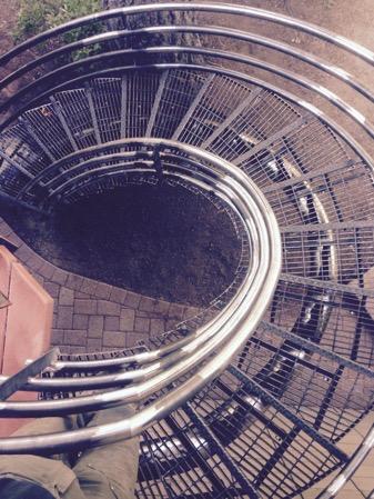 spiralstairexterior