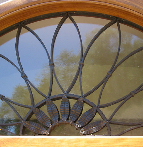 Window Arch Custom Detail